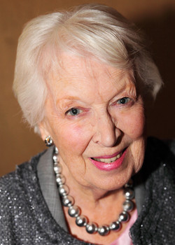 Dame June Whitfield DBE
