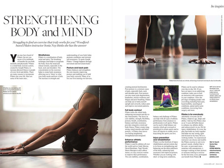 Strengthening Body and Mind - West Essex Life