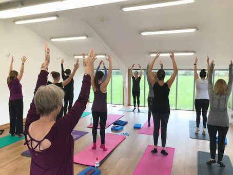 Weekend Pilates Retreat in Suffolk: 20-22 March 2020 - CANCELLED