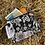 Thumbnail: Kez purse (Skull)