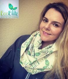 Eco blitz scarf