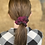 Thumbnail: Pink/Green Teri Scrunchie