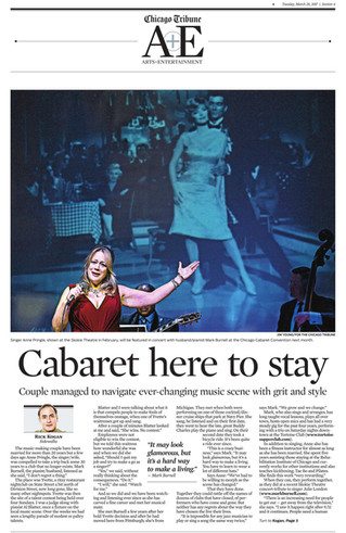 Chicago Tribune Arts & Entertainment