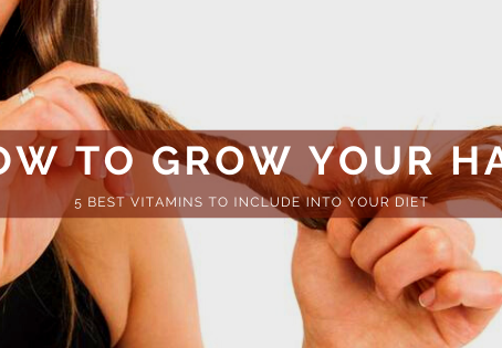 5 Best vitamins your hair needs for healthy growth