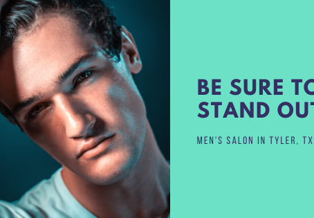 Go beyond the haircut and take these hair care services from Men's salon