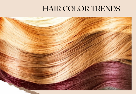 6 Hair Color Trend That Became A Fashion Trend