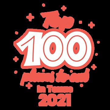 Top 100 Places to Eat Texas 2021_Logo (1