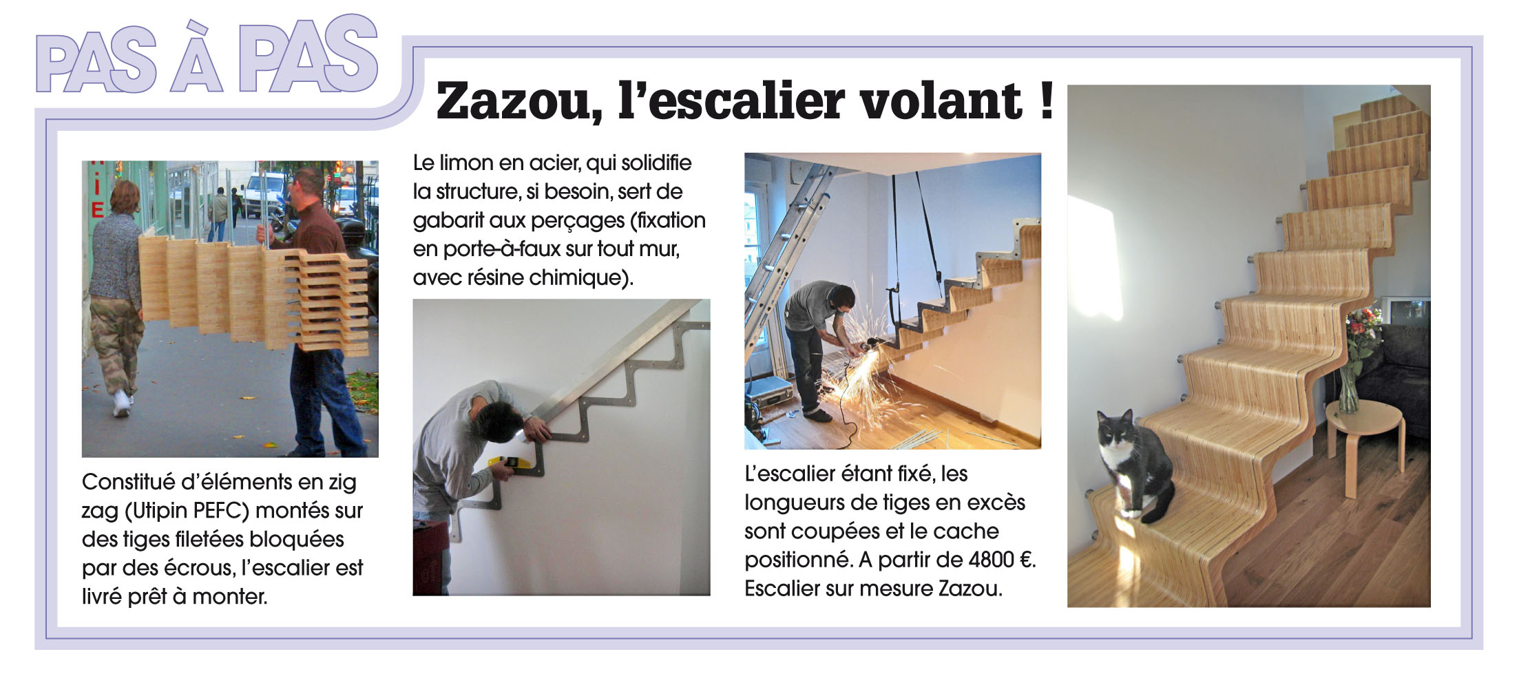 Zazou Mason et Bricolage