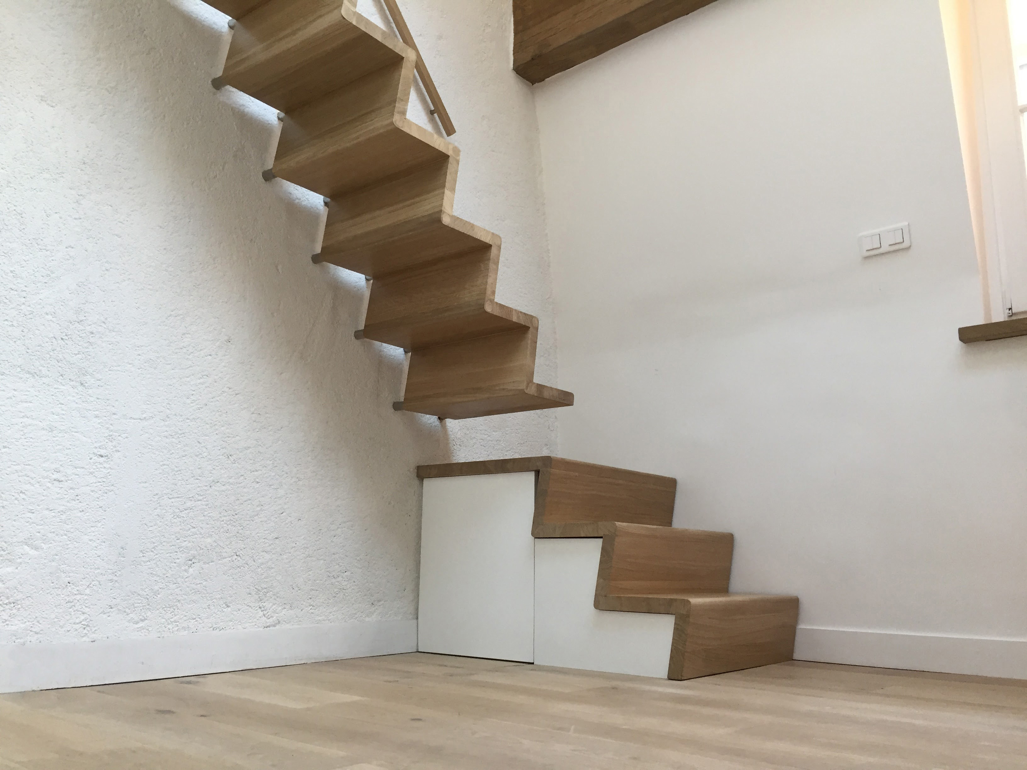 Escalier CUZCO Z Chêne
