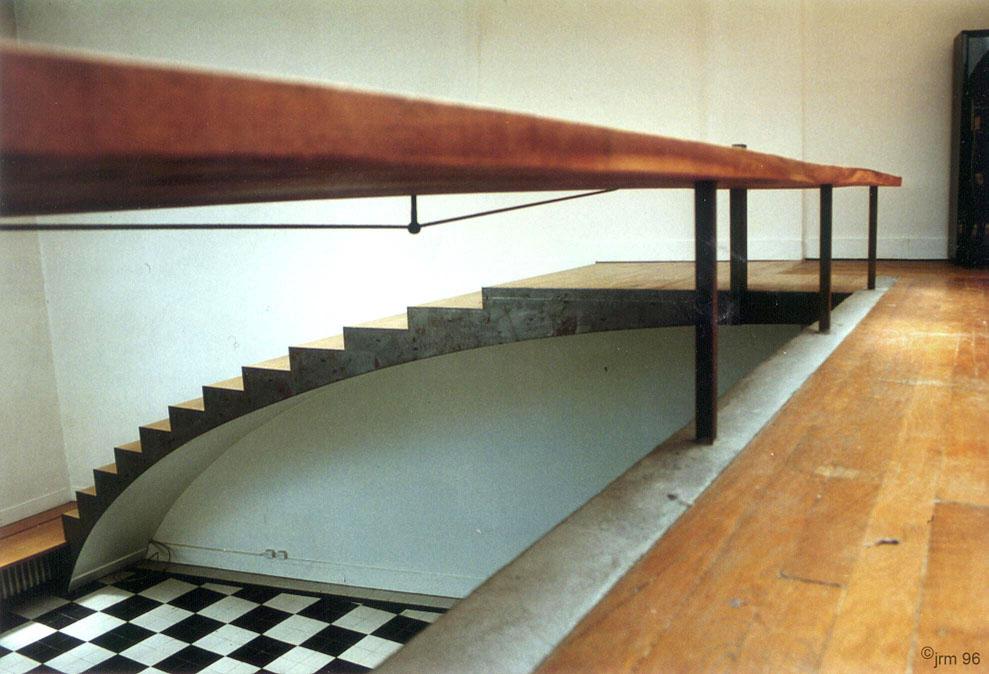 escalier LEPIC