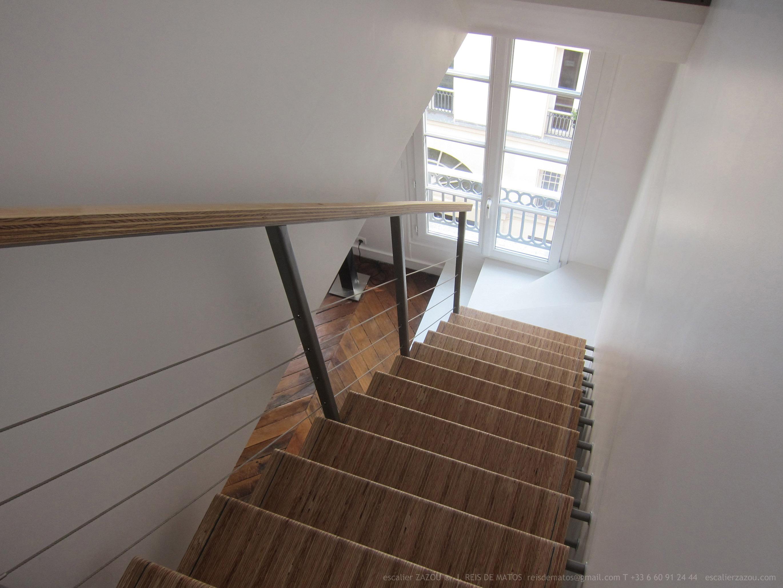 Escalier Zazou