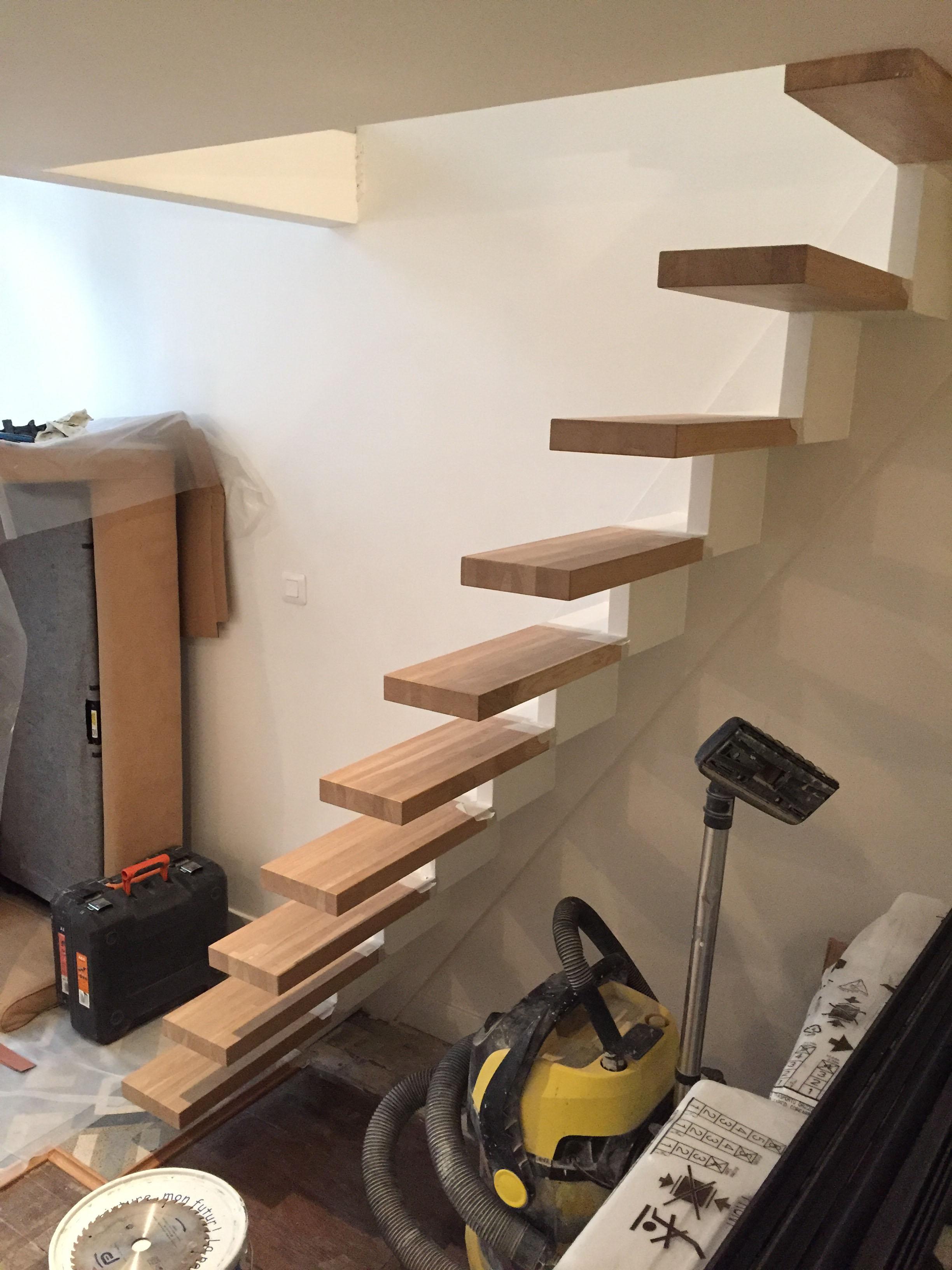Escalier AILE L