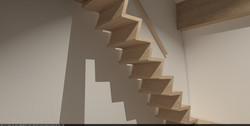 Escalier CUZCO Z