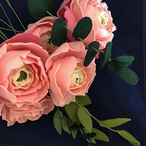 Custom Cut Flower Arrangement