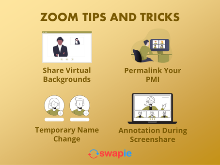 4 Easy Tips To 'Up' Your Zoom Game