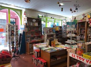 La librairie : état initial