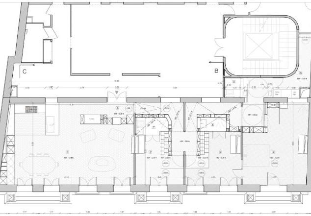 L'appartement haussmannien : le meuble structurant