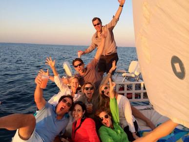 Sail to Caye Caulker (day trip)