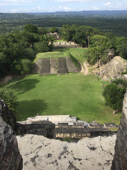 Take a day trip to the Mayan Ruins
