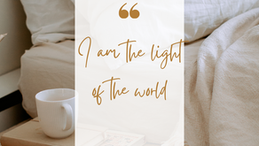 """Introducing Jesus: """"I am the light of the world"""""""