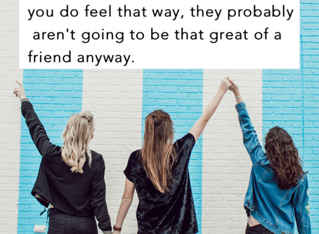 7 Standards for Friendship: Standard Five