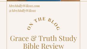 Bible Gateway's new Grace & Truth Study Bible Review