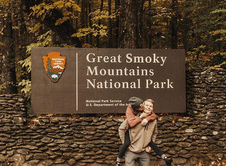 Our Fall Weekend in the Smokies