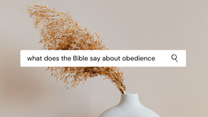 What Does the Bible Say about Obedience?