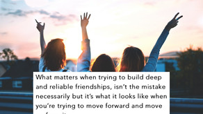 7 Standards for Friendship: Standard Six