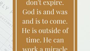 God's Promises Don't Expire