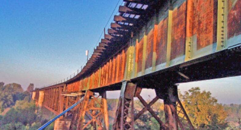 Ohio River Bridge - Cairo, IL
