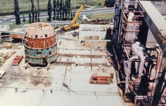 ADM Extraction Building