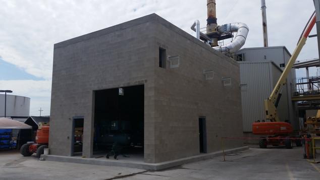 Ammonia Building