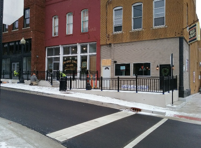 Monticello Street Renovation