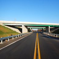 I-24 Over Country Club Road