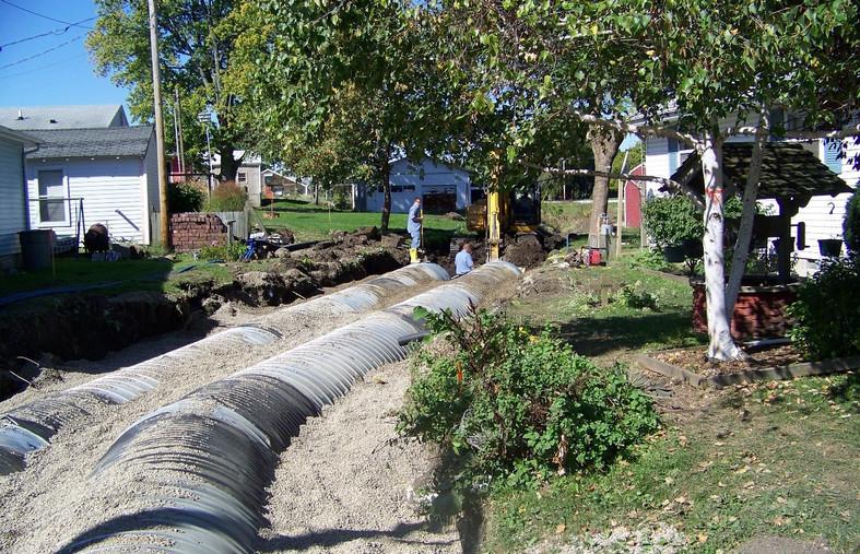 Varner Ditch Drainage Improvements
