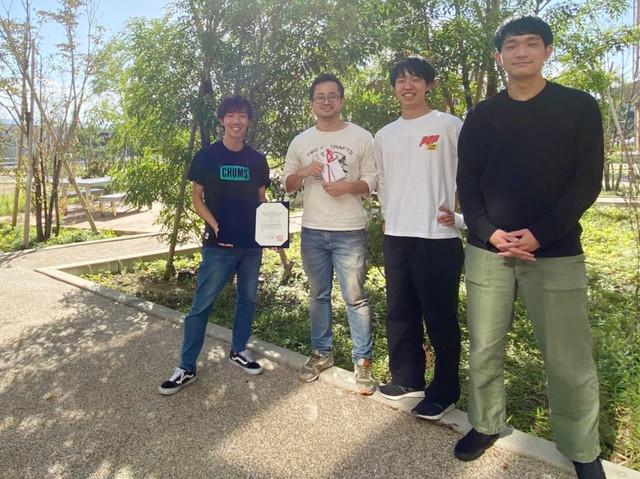 日本建築学会技術部門設計競技にて最優秀賞を受賞しました!