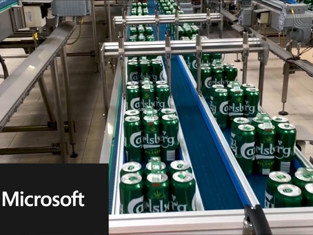 Carlsberg Group successfully migrates SAP to Microsoft Azure without spilling a drop