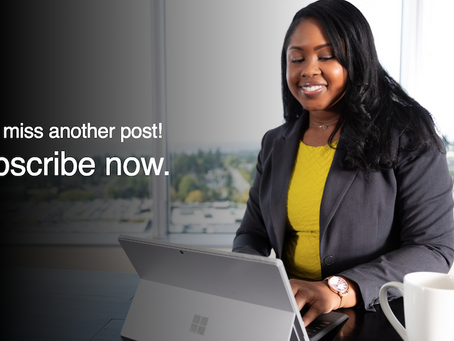 Subscribe to make sure you remain informed about collaboration developments and how we can help