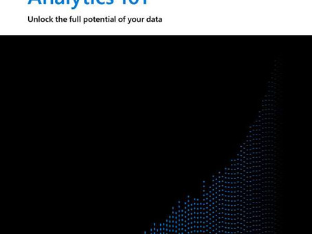 Read how you can use the Cloud to for performing analytics on your company data. Subscribe now!