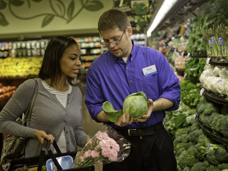 Read how Kroger's digital drive is improving customer satisfaction and helping our environment