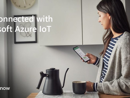 Stay connected with Microsoft Azure IoT