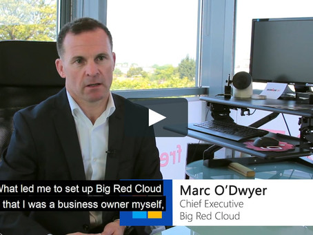 Big Red Cloud: Targeting pain points
