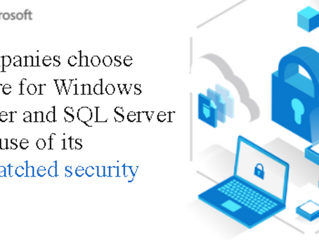 Azure SQL & Windows Server Security