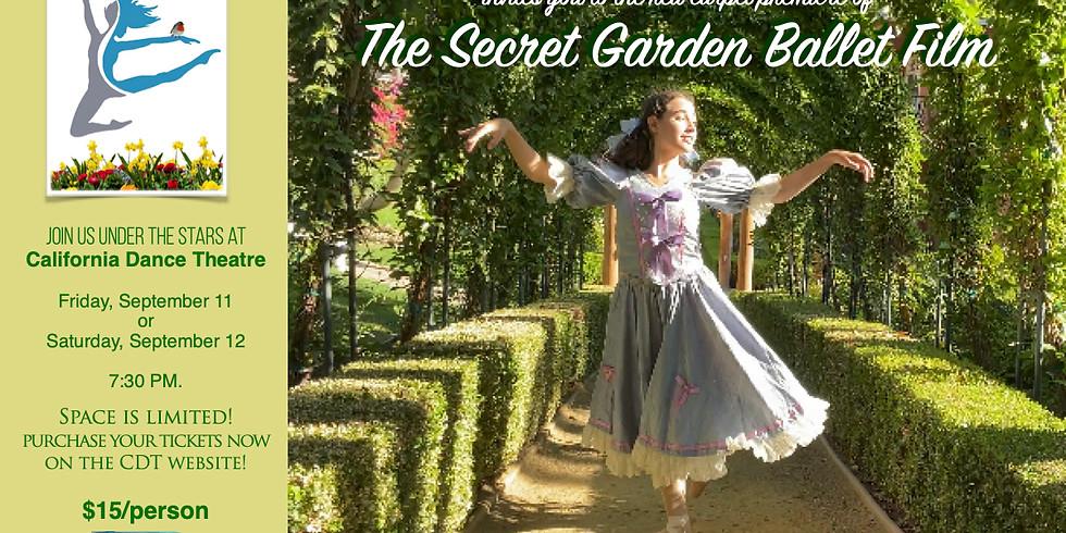 Secret Garden Ballet Movie Premiere