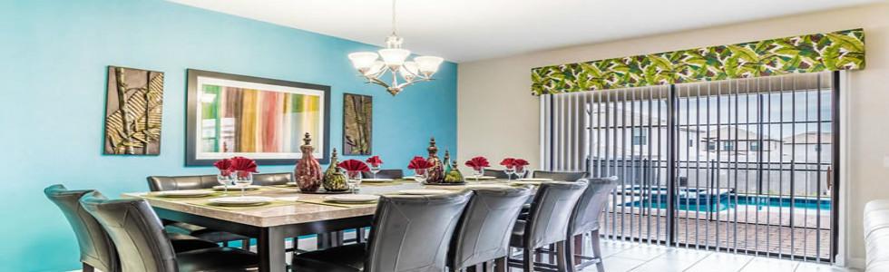 Champions Gate Resort Home Dining