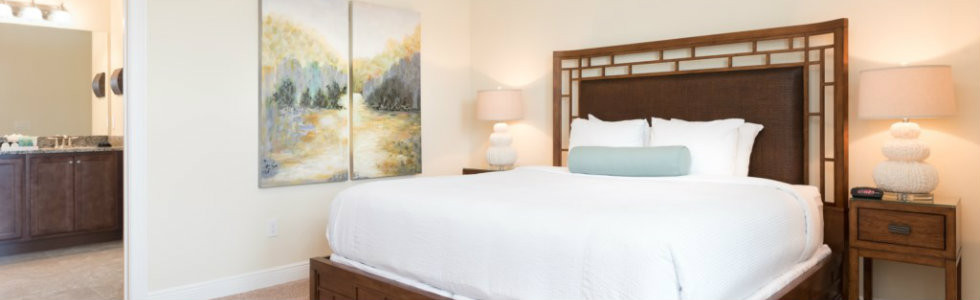 Encore 8-Bedroom Master Bedroom