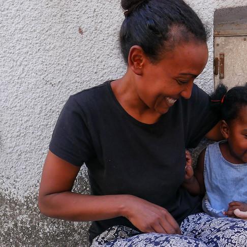 Finding Sisterhood Through Shared Trauma.