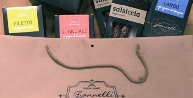 Giannelli Bag - BIG