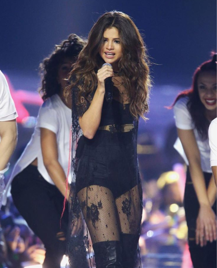 WE Day with Selena Gomez